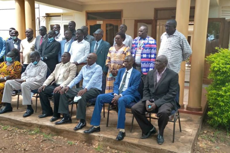 South Sudan's national Conflict Early Warning and Response Unit holds Rapid Response Fund launch