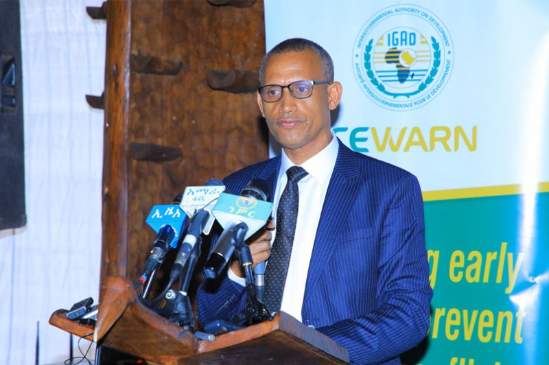 Ethiopia's national conflict early warning and response unit convenes to expand its membership