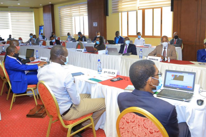 CEWARN convenes nat'l units and analysts to appraise regional conflict early warning report
