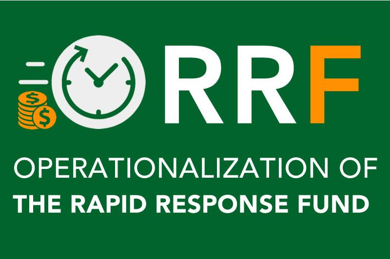 Call For Proposal: Rapid Response Fund